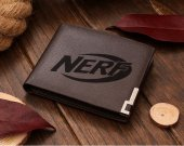 Nerf Leather Wallet
