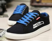 Seahawks Canvas Sneakers Sport Casual Shoes