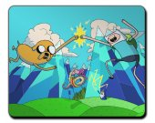 ADVENTURE TIME JAKE AND FINN MOUSEPAD Mouse Mat Pad