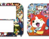 Yo-Kai Watch Nintendo 2DS Vinyl Skin Decal Sticker