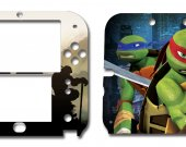 TMNT Teenage Mutant Ninja Turtles Nintendo 2DS Vinyl Skin Decal Sticker