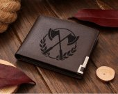 RWBY Vale Beacon Leather Wallet