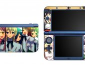 Katawa Shoujo NEW Nintendo 3DS XL LL Vinyl Skin Decal Sticker