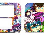 Littlest Pet Shop Nintendo 2DS Vinyl Skin Decal Sticker