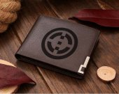 Valkyria Chronicles Sniper Logo Leather Wallet
