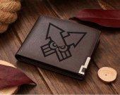 Squidforce Squidmark Leather Wallet