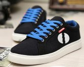 Quicksilver Canvas Sneakers Sport Casual Shoes
