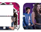 CHICA VAMPIRO Nintendo 2DS Vinyl Skin Decal Sticker