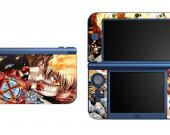HITMAN REBORN NEW Nintendo 3DS XL LL Vinyl Skin Decal Sticker