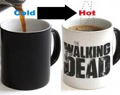 The Walking Dead Color Changing Ceramic Coffee Mug CUP 11oz