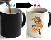 HITMAN REBORN Changing Ceramic Coffee Mug CUP 11oz