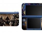 Darksiders NEW Nintendo 3DS XL LL Vinyl Skin Decal Sticker