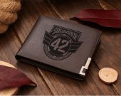 Star Citizen Squadron 42 Leather Wallet