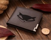 Sly Cooper Leather Wallet