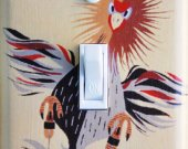 HAVANA Bird Braniff Switch Plate (single)
