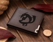 Shadowhunters Courage in Combat Rune Leather Wallet