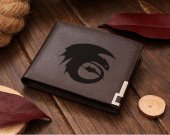 How to Train Your Dragon Hiccup Leather Wallet