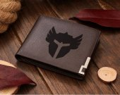 Guild Wars Class Warrior Leather Wallet