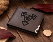 Dark Age of Camelot Leather Wallet