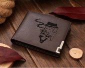 Adventure Time BMO Noire Leather Wallet