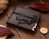 Dead Space Isaac Leather Wallet