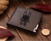 Destiny Jade rabbit Leather Wallet