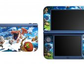 Fantasy Life NEW Nintendo 3DS XL LL Vinyl Skin Decal Sticker