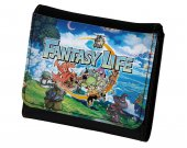 Fantasy Life PU Leather Wallet
