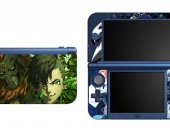 Shin Megami Tensei NEW Nintendo 3DS XL LL Vinyl Skin Decal Sticker