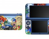 Fossil Fighters Frontier NEW Nintendo 3DS XL LL Vinyl Skin Decal Sticker