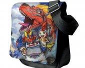 Fossil Fighters Frontier Messenger Shoulder Bag
