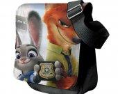 Nick Wilde and Judy Hopps Messenger Shoulder Bag