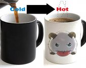 League Of Legends Poro Changing Ceramic Coffee Mug CUP 11oz
