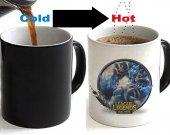 League of Legends Malphite Changing Ceramic Coffee Mug CUP 11oz