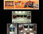 BLAZE AND THE MONSTER MACHINE Set of 15 Water Bottle Labels - Make Great Party Favors - #1
