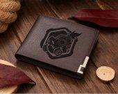 Overwatch Roadhog Leather Wallet