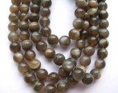 high quality  2strands 4 6 8 10 12mm Natural dark sunstone  beads sunstone moonstone jewelry Round Ball grey oranger  jewelry beads