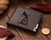 Deus Ex  Leather Wallet