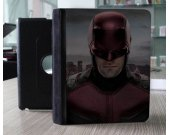 Ipad Air Leather Smart Cover -- Daredevil