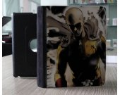 Ipad Air Leather Smart Cover -- One Punch Man