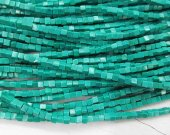 high qulaity 2strands Turquoise  stone nuggets cube box square diamond green blue white red purple mixed wholesale loose beads 3 4 6 8 10mm