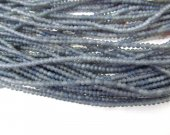 5strands 3-8mm Crystal like Swarovski  Rondelle Abacus Faceted grey gray black peach blue mixed crystal  loose beads
