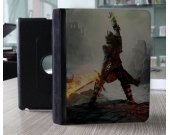 Ipad Air Leather Smart Cover -- Dragon Age