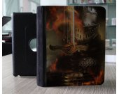 Ipad Air Leather Smart Cover -- Dark Souls