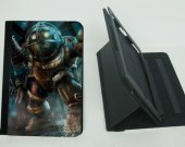 BioShock  Ipad Mini 1 /2 / 3 Protective Fold Leather Smart Cover case