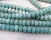 Natual Amazonite stone,Amazone bead,rondelle abcuse wheel beads 4x6 5x8 6x10 full strand