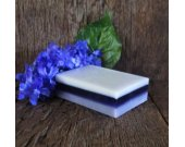 Sweet Organic Lilac Spring Layered Soap Bar 4 oz.