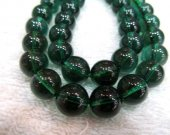 free ship--AA+ Ametrine quartz green yellow Amethyst Citrine rock crystal round ball polished jewelry beads 8 10 12mm full strand