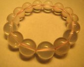 AAA Genuine Brazlie pink red quartz Natural Citrine bracelet round ball yellow jewelry bead 6-14mm one strand