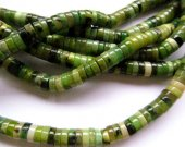 2strands 6-12mm natural chrysoprase gemstone green  loose bead